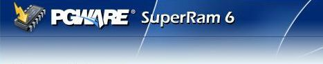 PGWARE SuperRam 6.12.27.2010+key