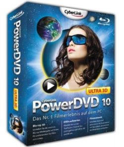 Portable CyberLink PowerDVD 10.0 Build 2325+key