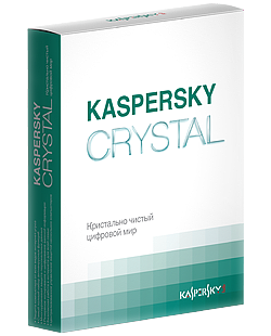 Kaspersky CRYSTAL 9.0.0.199+key