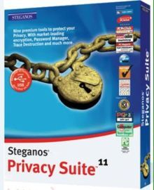 Steganos Privacy Suite 11.1.5+key