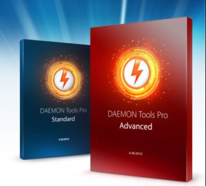 DAEMON Tools Pro Advanced 4.40.0312.0214.0+key